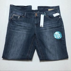 NWT Maurice's Slim Boot Jeans